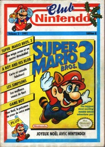 Club Nintendo Volume 3 - 1991 Edition 60001